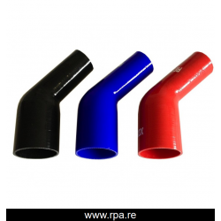 53-63mm réducteur silicone 45°